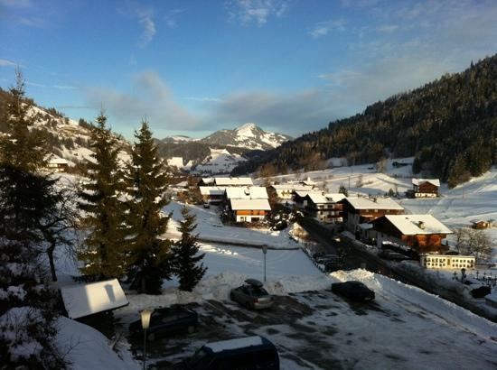 Kellerwirt: A great view from our room jan2011.