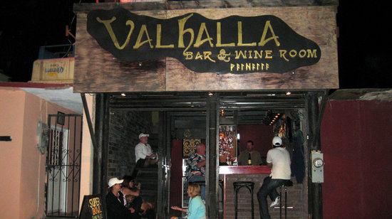 Valhalla Bar & Wine Room