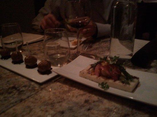 Marina del Rey, Kalifornien: Appetizers!