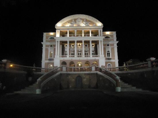Da Vinci Hotel & Conventions: Grande Teatro Amazonas