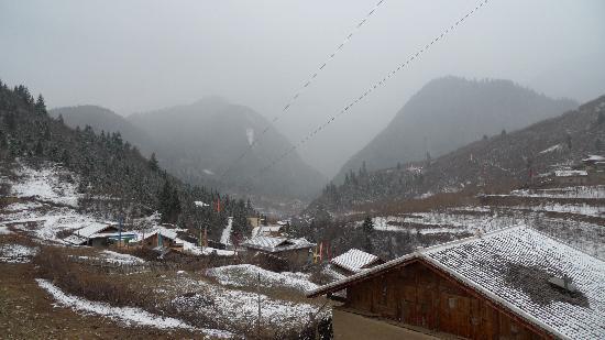 Zhuo Ma's Jiuzhaigou Home Stay: The Village