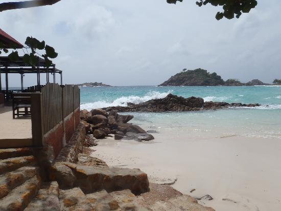 Redang Holiday Beach Villa : Shore