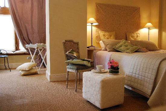 Villa Magnolia Relais: Camera da letto