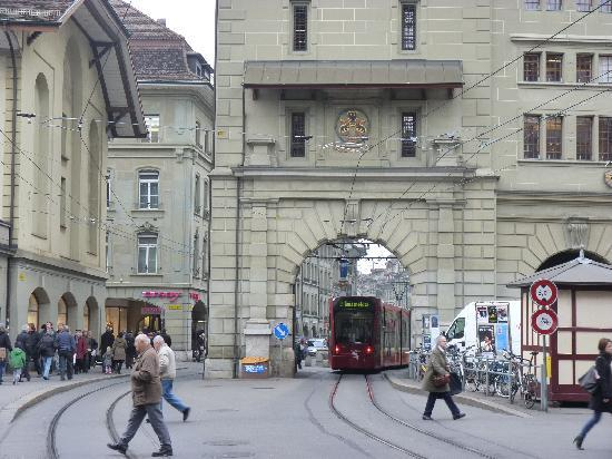 Bern, Switzerland: Entrance to the old town