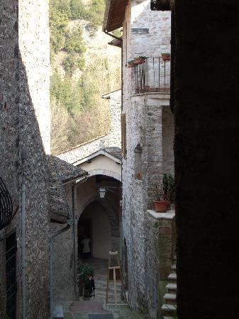 Scheggino, Italien: il paese