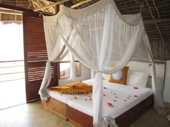 Matemwe, Tanzania: chambre