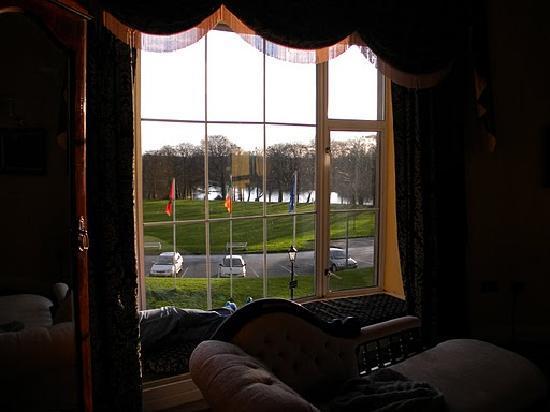 Castle Oaks House Hotel: View
