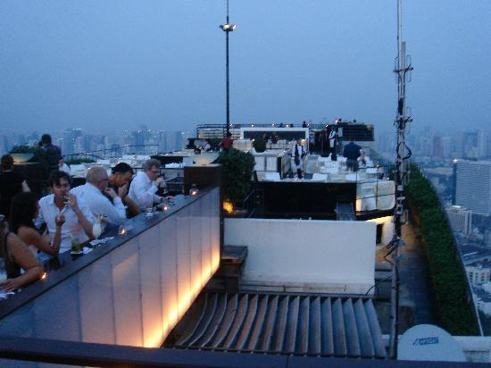 Banyan Tree Bangkok: Vertigo Restaurant