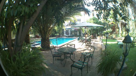 Hotel Pension Steiner: Pool
