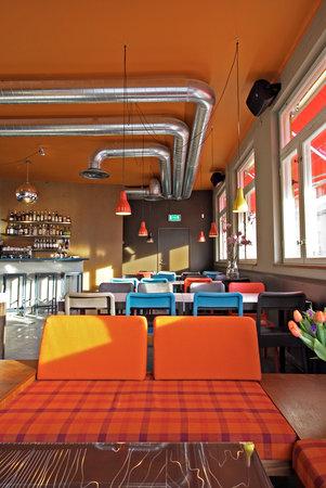 Photo of Modern European Restaurant Restaurang Landet at 27 Lm Ericssons Vaeg, Stockholm 126 37, Sweden
