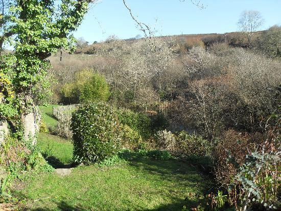 Trengilly Wartha Country Inn: Garden at Trengilly