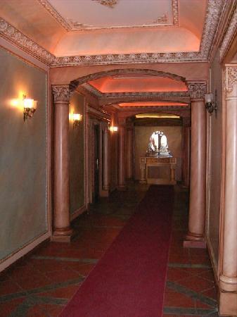 Sultanahmet Palace Hotel: Hotelflur