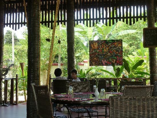 Alamanda Inn : restaurant