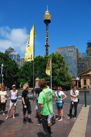 Online dating adventures in Sydney