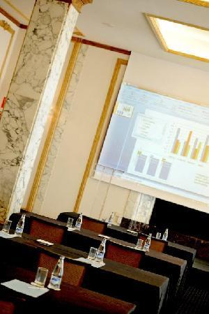 Hotel El Avenida Palace: Meeting room - Screen