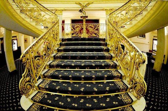Hotel Avenida Palace : WONDERFUL STAIRS