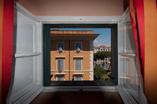 New Morpheus Rooms : vista