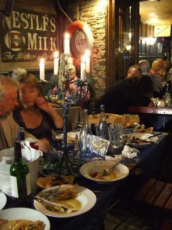 Cafe Alf Resco: Regatta Rustic Supper