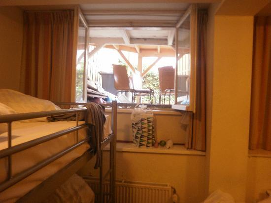 Vivaldi Hotel : Habitación 504