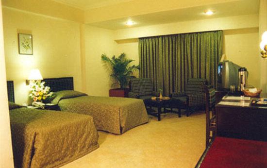 โรงแรมกรีนพาร์ค วิสาขปัตนัม: Green Park Hotel