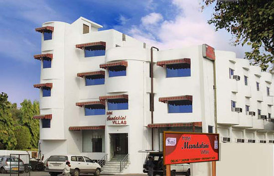 Photo of Hotel Mandakini Villas Agra