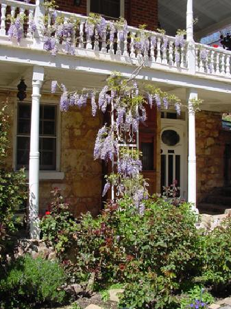 The Seasons Bed and Breakfast: Wisteria