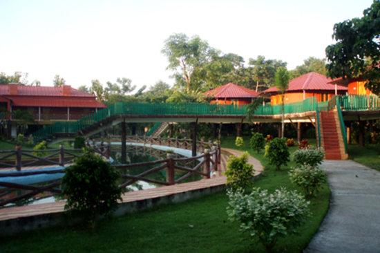 Rose Valley Kunjanagar (Falakata) Resort