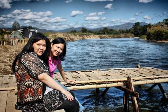แม่น้ำปาย: Pai river