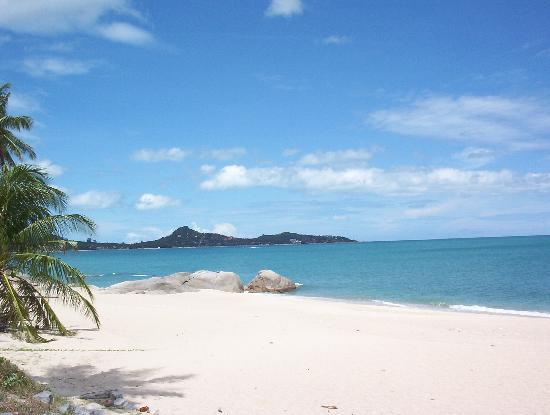 Lamai Chalet : beach 1