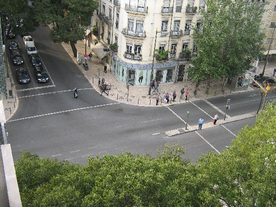 ريزيدينشال أو بارادورو: Vista dal balcone camera 608