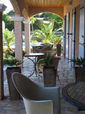 Villa Virinn : Rooms with terrace
