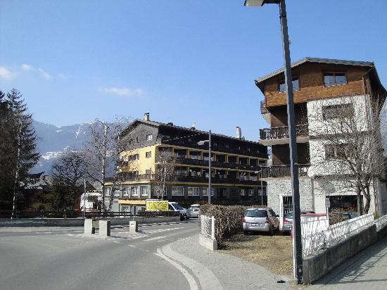 Hotel Larice Bianco: The Hotel