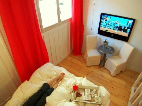 Benicásim, España: Room - Habitacion