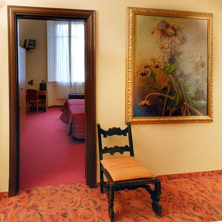 Hotel La Gioconda: Camera