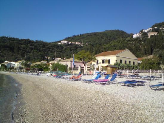 Dimitris & Frosso Apartments : Kalami