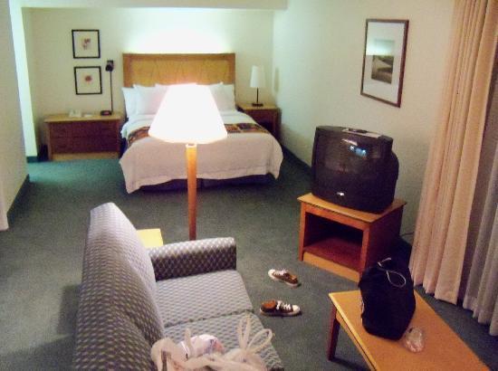 """Residence Inn Louisville East: """"Living room"""""""