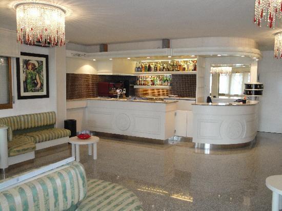 Hotel Orchidea: La hall