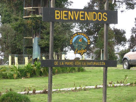 Welcome to Volcan Turrialba Lodge