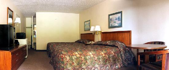 Americas Best Value Inn-Williamsburg/Lightfoot Area: Guest Room