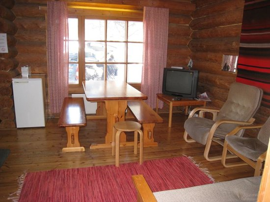 Himos Holiday Centre: Living room
