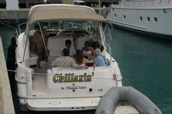 Chillaxin' Yacht Charters, LLC