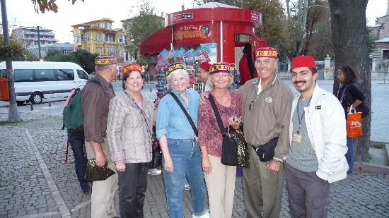 Fez looks great!! - Picture of Turkey Tours by Local Guides