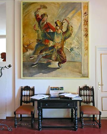 Hotel Club i Pini - Residenza D'Epoca: quadri guest book