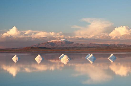 Hotel La Torre: The Uyuni Salt Flats