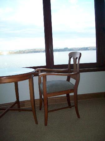 Hotel Cabana del Lago: Con vista al Lago