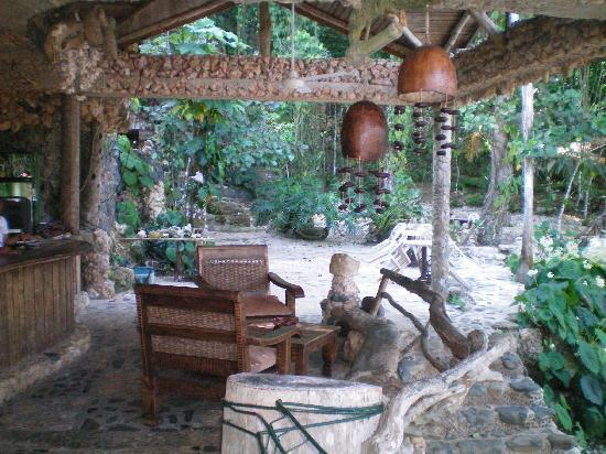 Paraiso Cano Hondo: reception area