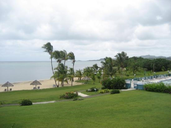 Club St. Croix Beach and Tennis Resort: View from Condo