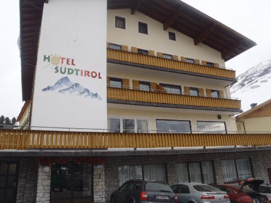 Hotel Südtirol: Hotel