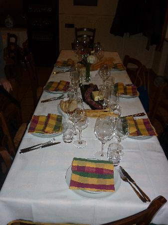 Osteria Italia : tavola