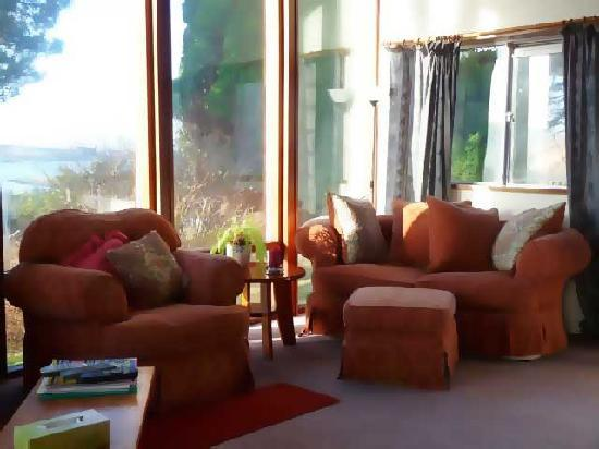Caladh Guest House: Plenty of space to relax and unwind